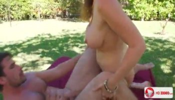 Pregnant amateur ebony chick takes white cock