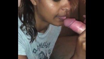 Sultry blondie enjoys hard knob